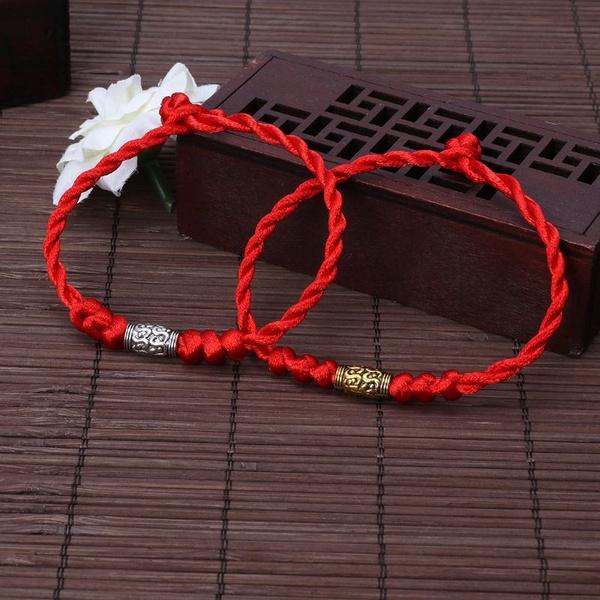 Bracelet, Polyester, rope bracelet, Jewelry