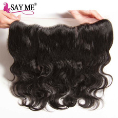 lacefrontalclosure, prepluckedwithnaturalhairline, Lace, bodywavefrontal