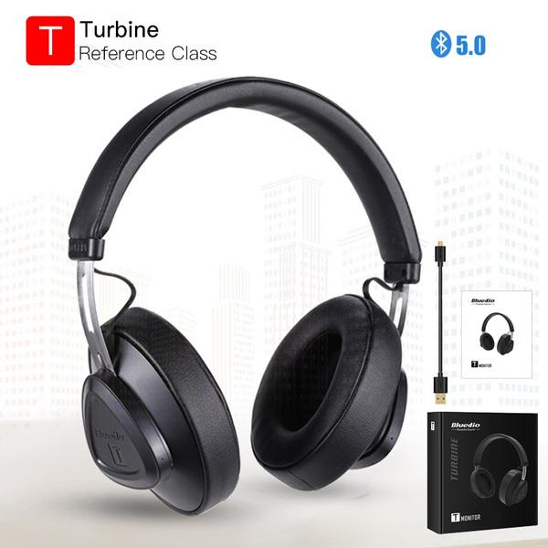 6100cc18eb3 Bluedio TM Wireless Bluetooth Headphone with Microphone Monitor ...