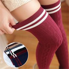 Fashion, thigh, Socks, Women's Fashion