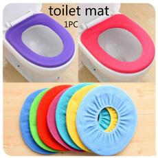 Bathroom, velvet, Winter, toiletmat