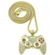 Beautiful, Video Games, necklaces for men, punk necklace