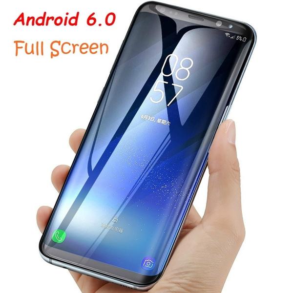00911247b 6 inch   5 inch Android 6.0 MTK6580 Octa Core 4GB + 32GB Full Screen ...