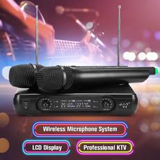 handheldmicrophone, vhfspeaker, Microphone, lcd