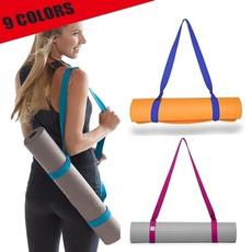 Yoga Mat, stretchbelt, Yoga, Elastic