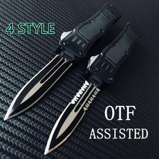 pocketknife, camping, switchblade, Survival