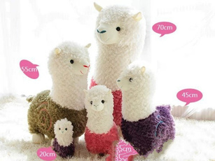 Sheep, Toy, llama, Gifts
