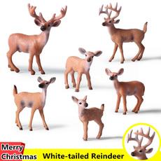 elk, Christmas, Mini, Children's Toys