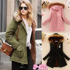 pocketcoatsforwomen, hooded, fur, Winter