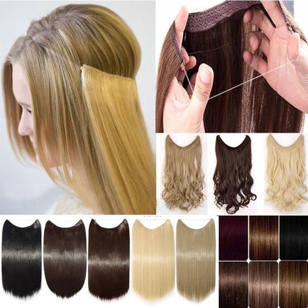 Fashion, extensioneparrucche, Hair Extensions, wigsforwomen
