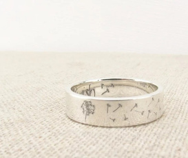 Gifts For Her, Sterling, 925 sterling silver, 925 silver rings