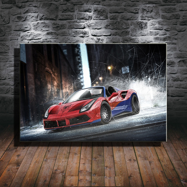 decor and design ferrari decor and design Decor, Wall Art, Home Decor, Marvel