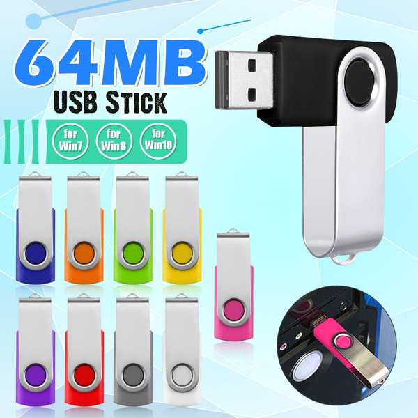 16GB, Blue TGA USB2.0 Flash Drive High Speed Connection Phone Flash Storage Drive U-Disk