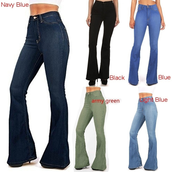 Bell, Jeans, Plus Size, Slim Fit