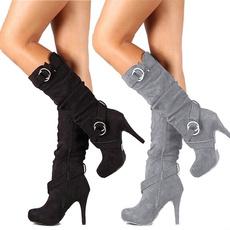 Knee High Boots, Fashion, Knee High, Womens Shoes