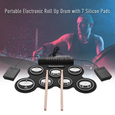 electronicdrumset, musicaleducation, usb, rollupdigitaldrum
