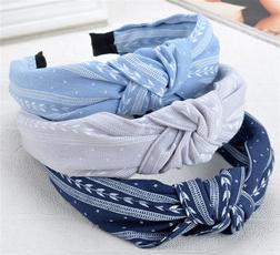 girlshairband, Fashion, widehairband, knotting