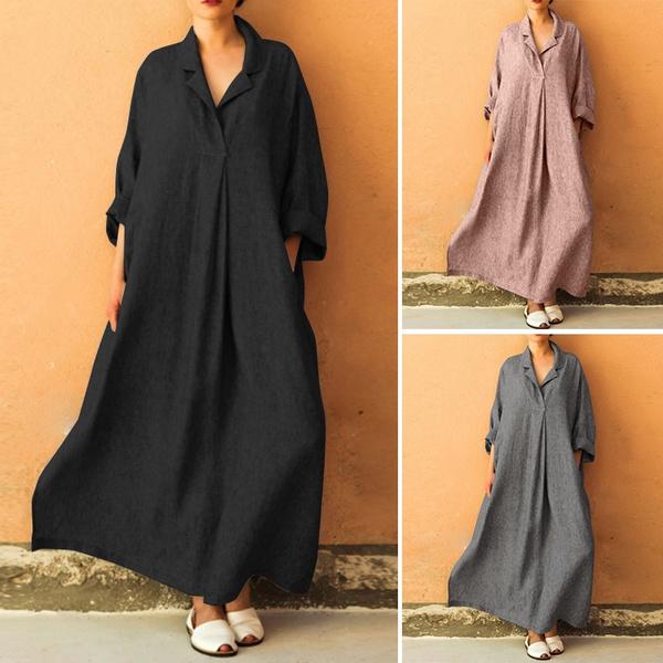 Plus Size, Vintage Dresses, Sleeve, Long Sleeve