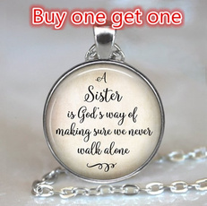 Chain Necklace, sure, sistergift, Gifts
