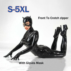 latex, catwoman, Cosplay, clubwear