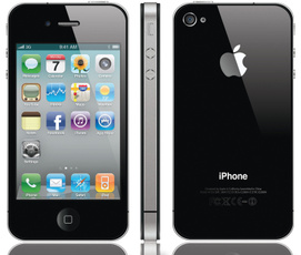 Smartphones, Apple, 4, Iphone 4