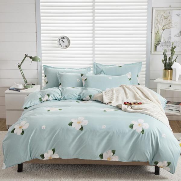 Pillowcase Duvet Cover Set Quilt