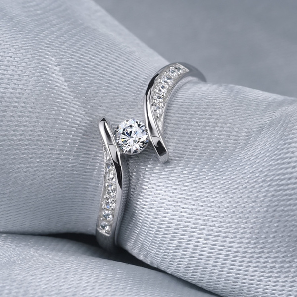 Sterling, DIAMOND, sterling silver, Women's Fashion