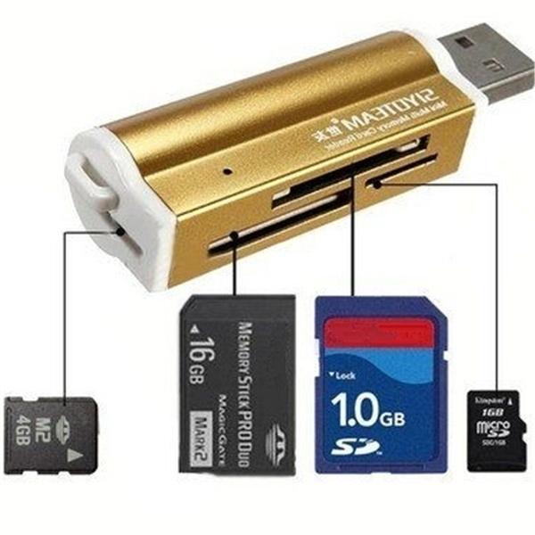 Card Reader, memorycardreader, usb, Adapter