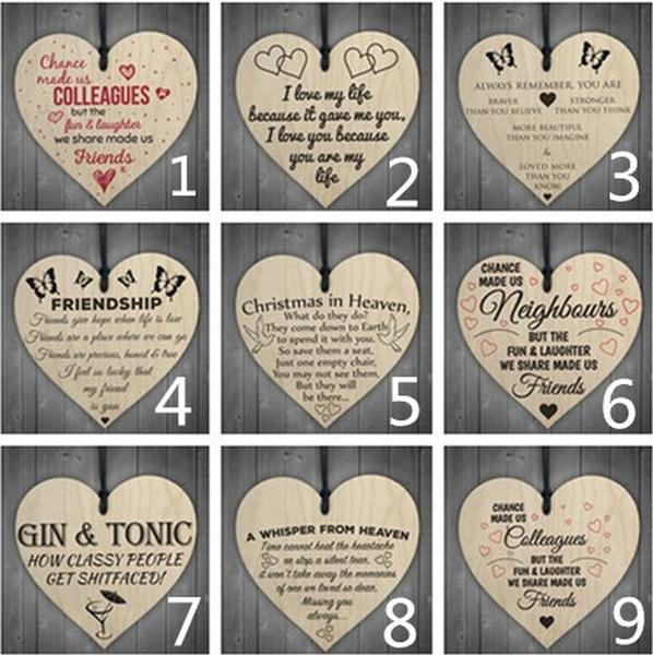 Heart, Jewelry, artsandcraft, Wooden