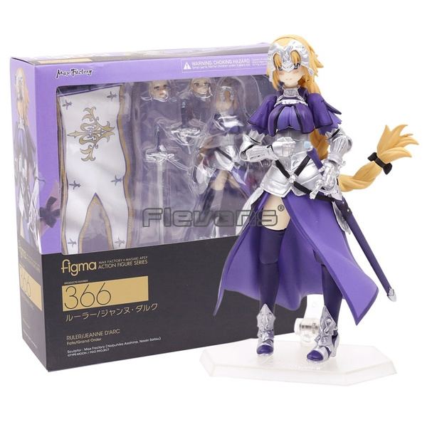 Figma 366 Figma Fate Grand Order Figure Ruler Jeanne d/'Arc Doll Action Figure