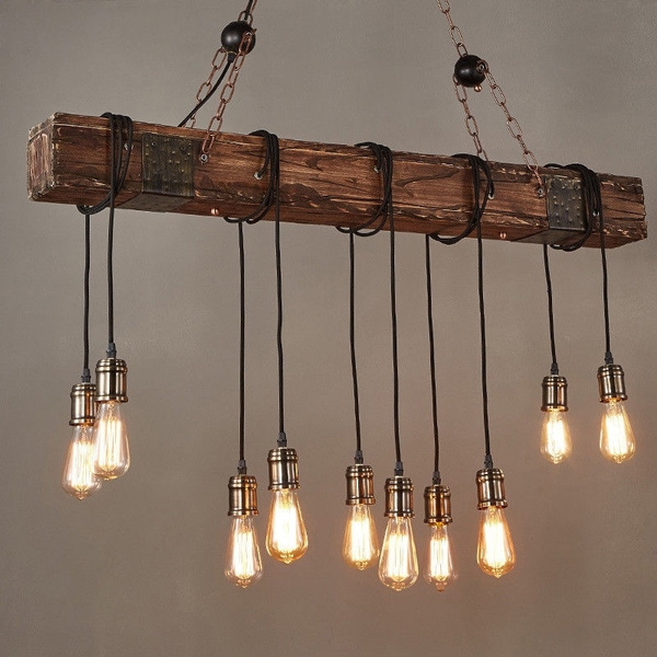Rope Pendant Lights Loft Lamp