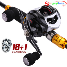 baitcasting, castingreel, Fishing Tackle, bassfishing
