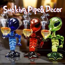 alien, oilburner, tobacco, Herb
