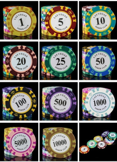 Poker, Money, Chips, gamecurrency