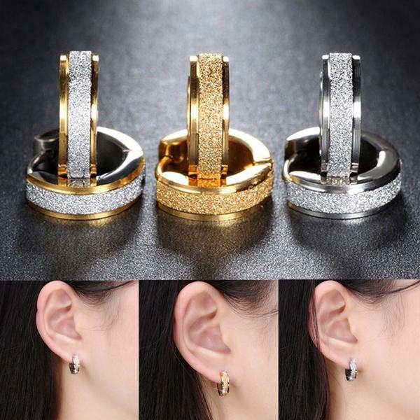 weightlossearring, Steel, Fashion, Jewelry