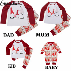 nightwear, familymatchingoutfit, Christmas, Family