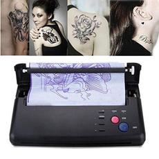 Machine, tattoo, Printers, printermachine