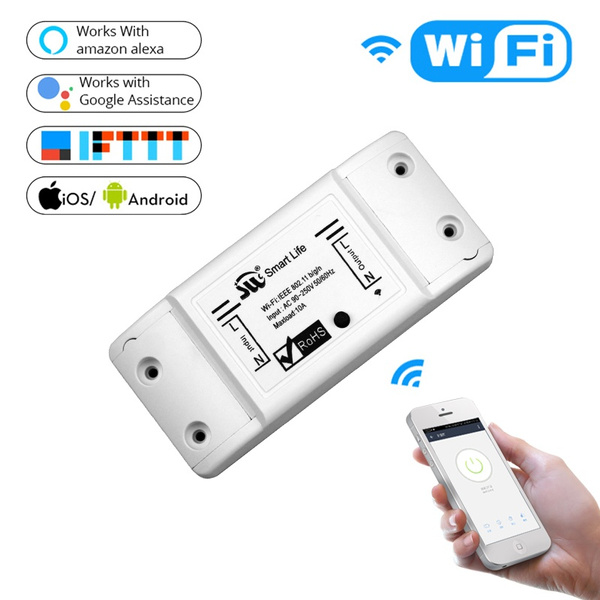 wifilightswitch, smartsocket, smartswitch, Home & Living