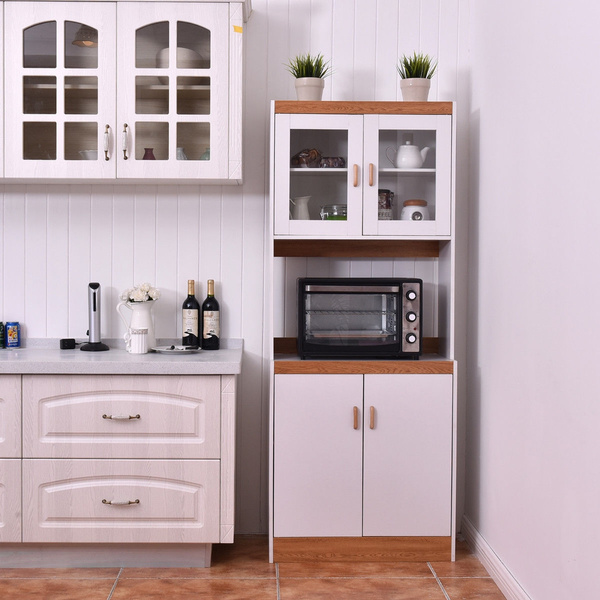 Kitchen Storage Cabinet Shelves Pantry
