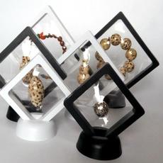Box, jewelry stores, earring organizer, Chain