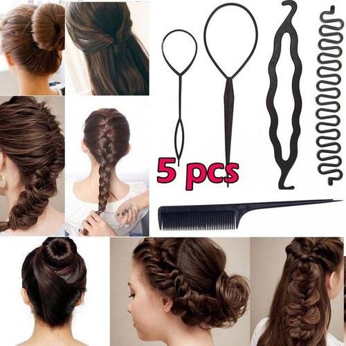 hairtwist, hairbunmaker, Fashion, Magic