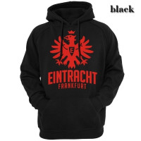 Eintracht Frankfurt Damen Hoodie Oversized, Neu und