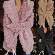 fauxfurcoat, Fashion, womenovercoat, Winter