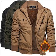 Jacket, Outdoor, velvet, Winter