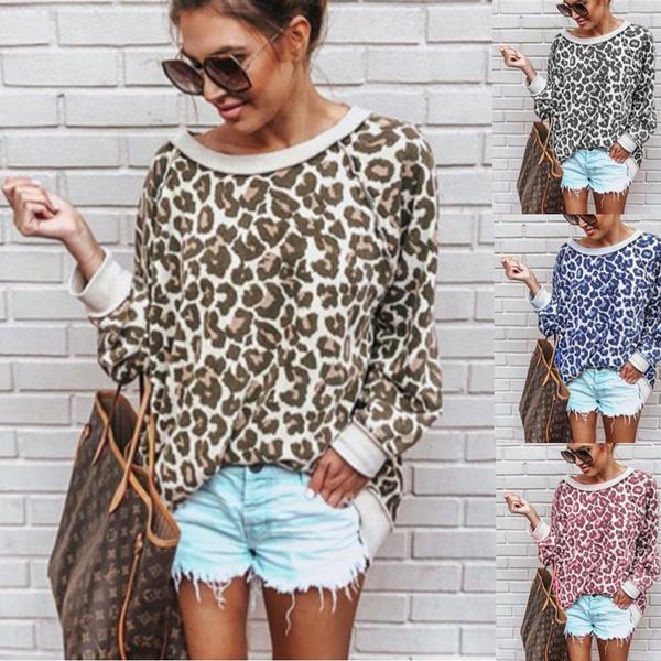fall clothes women, off shoulder top, Plus Size, Cotton T Shirt
