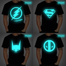 Cotton, superherotshirt, batmantshirt, Superhero