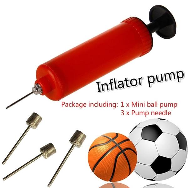 Basketball, inflatorpump, Sports & Outdoors, Adapter