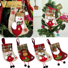 snowman, christmasstcoking, Christmas, Gifts