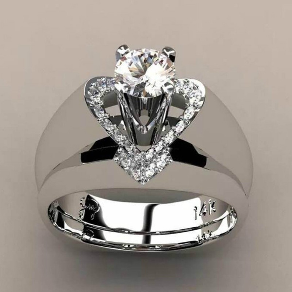 White Gold, whitegoldring, DIAMOND, Jewelry
