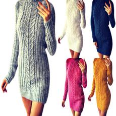 Mini, Fashion, Knitting, Winter